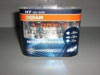 COPPIA LAMPADE H7 NIGHT BREAKER OSRAM