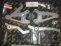 Pedane Sport Yamaha R6 2006/2013