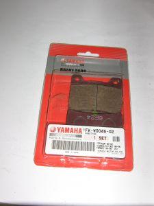 PASTIGLIE FRENI YAMAHA YZF600/XJ900/FZR600/FZR750