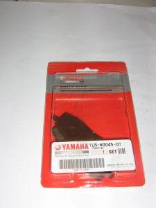 PASTIGLIE FRENO YAMAHA TT350