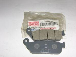 PASTIGLIE FRENI YAMAHA X-CITY 125/250 VERSITY 300