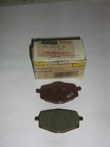 PASTIGLIE FRENO YAMAHA DT 125 R/ CYGNUS- TT600N'85/'89