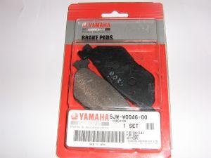 PASTIGLIE POST. YAMAHA FJR1300'01 - XV 1700