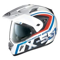 X-551 ADVENTURE N-COM 009 metal white