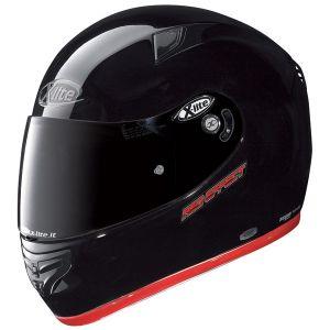 X-603 RED EFFECT N-COM 006 nero