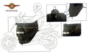COPRIGAMBE PRO LEG 10 tmax 500 dal 2008 al 2011