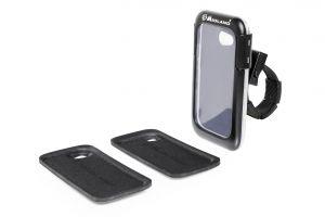 MK-SMART HC CUSTODIA RIGIDA CON SISTEMA DI AGGANCIO PER MOTO E SCOOTER I-PHONE 4-5 SAMSUNG GALAXY S3