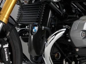 copricinghia in carbonio Cover motore in carbonio HP bmw