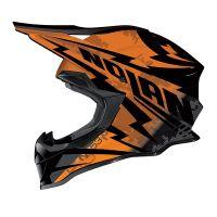 N53 COMP 006  nero lucido/arancio