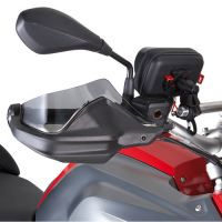 Estensione in plexiglass fumé per paramani originale BMW F 800 GS Adventure (13 > 16) / R 1200 GS (13 > 16) / R 1200 GS