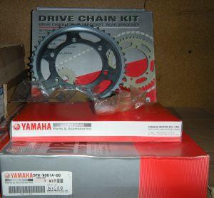 kit trasmissione  originale yamaha YZF-R1 '02