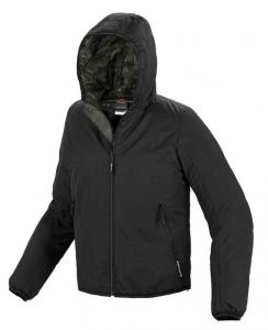 GIACCA UOMO IMPERMEABILE SPIDI SCOUT H2OUT JACKET NERO