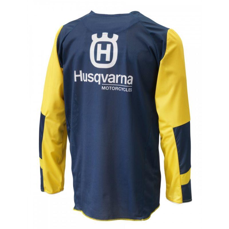Maglietta Shirt Maglietta Uomo Uomo Fx Husqvarna IbWEDHe29Y