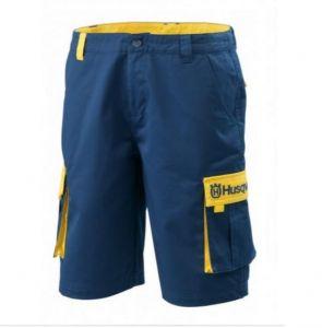 Bermuda sportivi Husqvarna Team Shorts