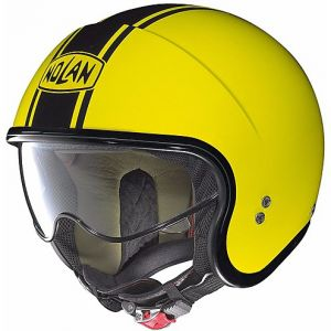 Casco Jet Nolan N21 CARIBE 048 LED YELLOW