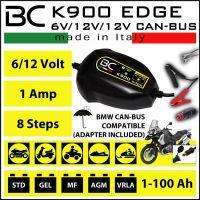 Caricabatteria E Mantenitore di carica per BMW BC K900 EDGE