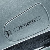 N90-2 EUCLID N-COM 027 FLAT BLACK