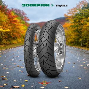 PNEUMATICI SCORPION TRAIL II BMW GS 1200/1250 LC  (2013-2019)