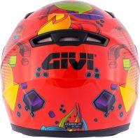 Casco Givi Junior 4 rosso