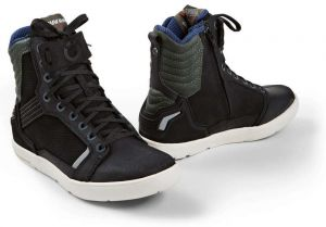 SNEAKERS DRY NERE IMPERMEABILI