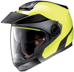 N40-5 GT HI-VISIBILITY N-COM 022 GIALLO FLUO