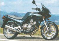 SPECCHIO DX. XJ600N/S  92/01